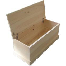 ベンチボックス 木曾檜(ひのき)節板材