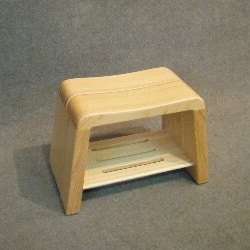 檜(ひのき)風呂椅子(癒し)M