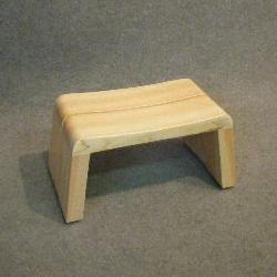 檜(ひのき)風呂椅子(癒し)S